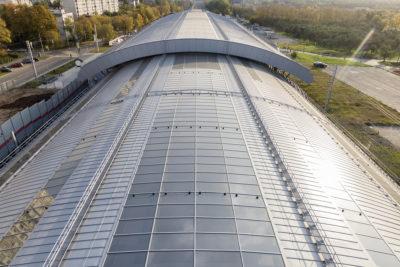 Станция МЦД Славянский бульвар